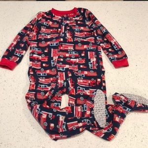 CARTER'S size 5T onesie GREAT condition !